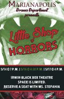 "Marianapolis Drama Club to Present ""Little Shop of Horrors"""