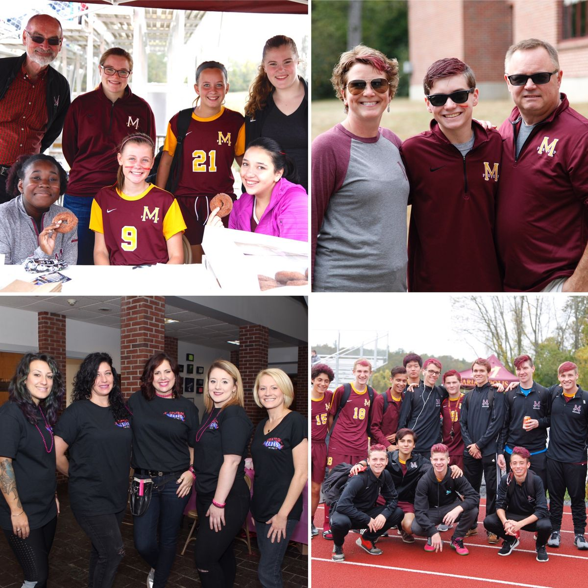 Marianapolis Celebrates Parent & Family Weekend