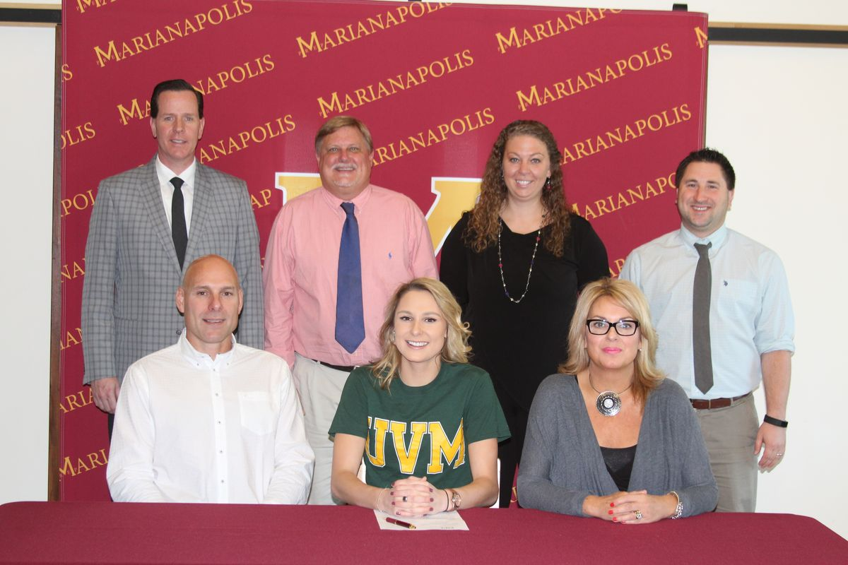 Eva Widmeyer '18 Signs NLI with University of Vermont