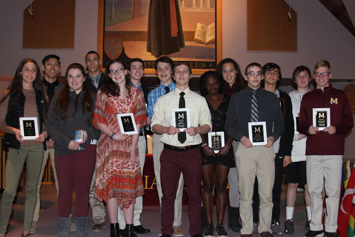 Winter Sports Award Winners Announced