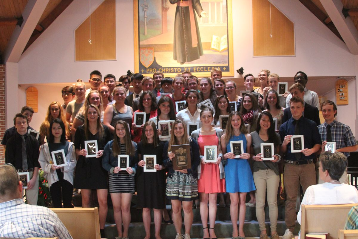 Spring Sports Award Recipients Announced