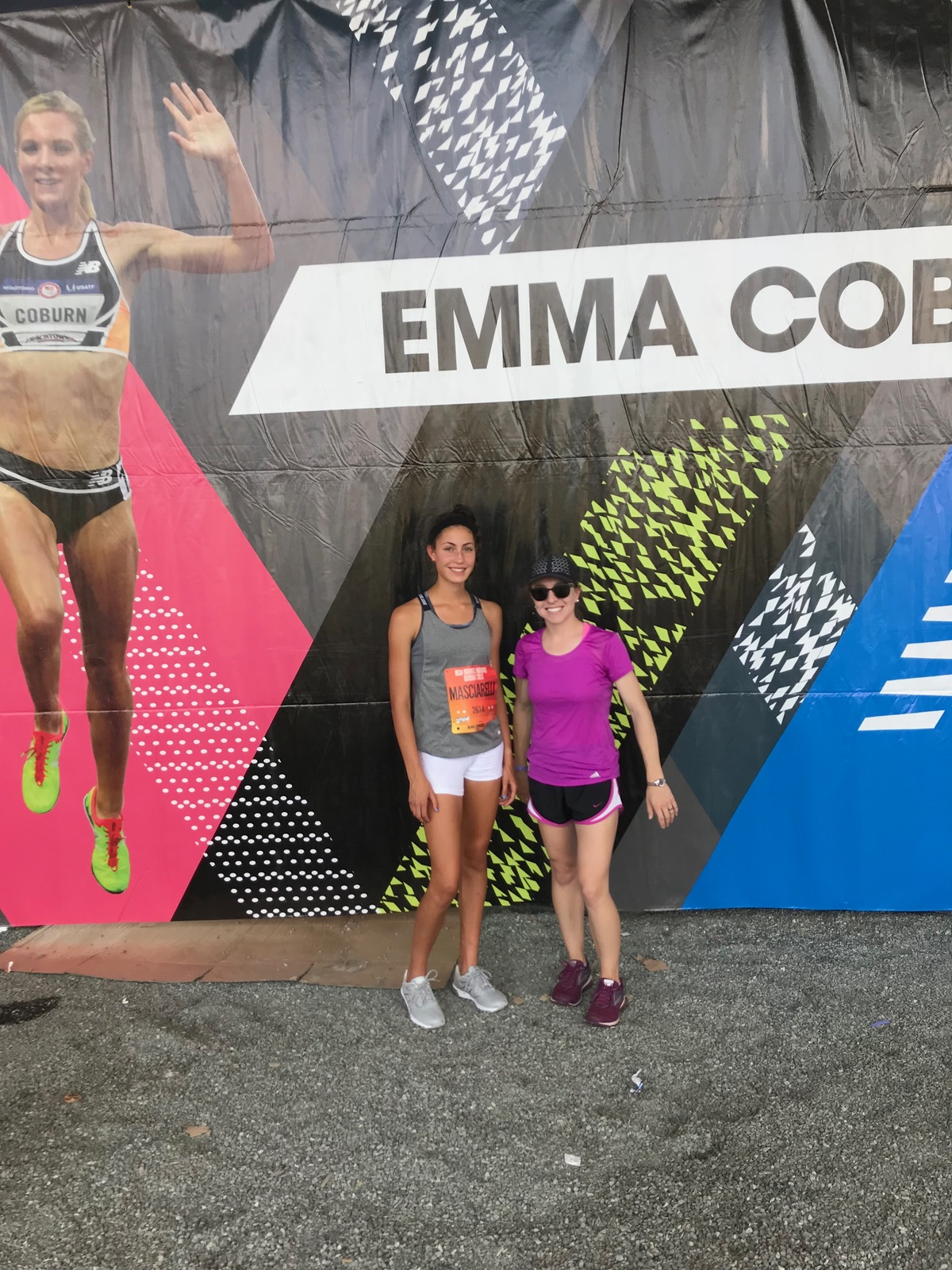 Sydney Masciarelli '21 Competes in New Balance Outdoor Track Nationals